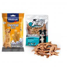 Dentálne pochúťky